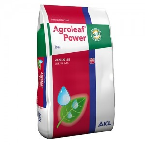 Ingrasamant Foliar Agroleaf Power 20+20+20+Me+Biostimulatori 15 Kg