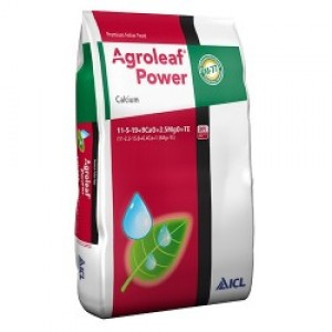 Ingrasamant Foliar Agroleaf Power Calciu 11+05+19+9Cao+2.5Mgo+Me+Biostimulatori 2 Kg