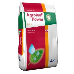Ingrasamant Foliar Agroleaf Power High K 15+10+31+Me+Biostimulatori 15 Kg